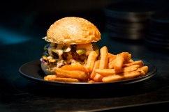 The Classic Cheeseburger