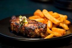 Southern Pinnacle Porterhouse Steak and Chips