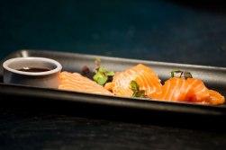 Fresh Tasmanian Sashimi Plate